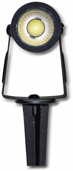 LED-Gartenleuchte LUCECO, 3 W, 200 ml, 4000 K, schwarz - Produktbild 3