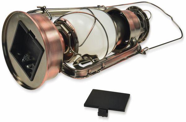 "LED Petroleum-Laterne ""CT-CL Copper"", dimmbar, Batteriebetrieb, Kupfer - Produktbild 6"