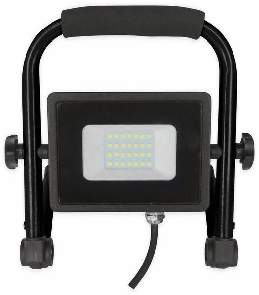 LED-Baustrahler MÜLLER LICHT 21600021, 30 W, 2100 lm, 6500 K, IP65