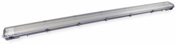 LED-Feuchtraum-Wannenleuchte, HumiLED vari, 2x 18W, 4000K, 3600lm, 1285 mm