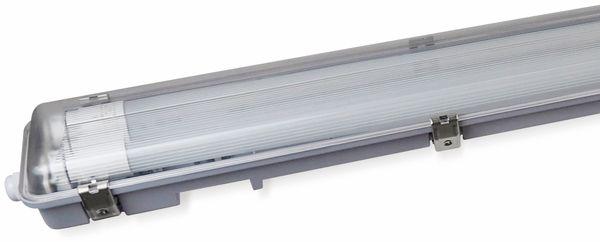 LED-Feuchtraum-Wannenleuchte, HumiLED vari, 2x 18W, 4000K, 3600lm, 1285 mm - Produktbild 3