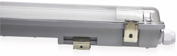 LED-Feuchtraum-Wannenleuchte, HumiLED vari, 2x 18W, 4000K, 3600lm, 1285 mm - Produktbild 4