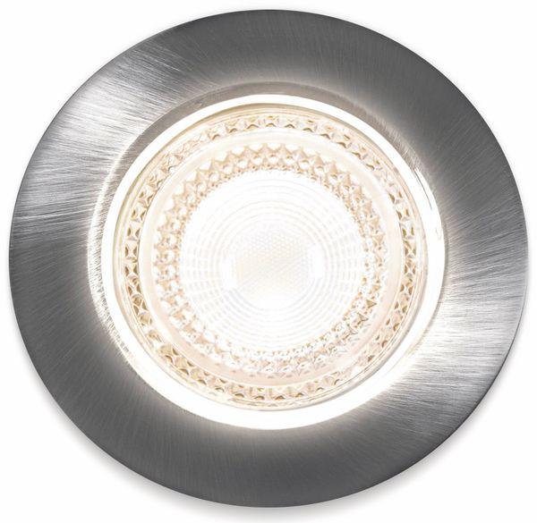 LED-Einbauleuchte DL 7002, 5,5 W, 400 lm, 3000 K, IP 44, dimmbar - Produktbild 2