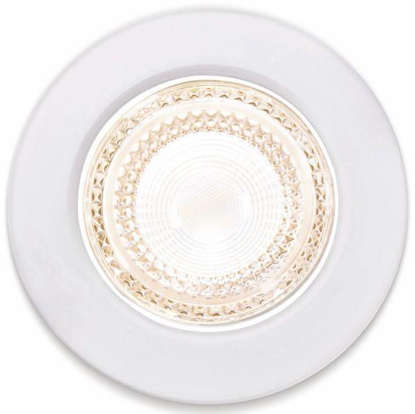LED-Einbauleuchte DL 7002, 5,5 W, 400 lm, 3000 K, IP 44, dimmbar - Produktbild 3