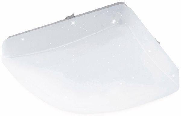 LED-Wand und Deckenleuchte, GIRON-S 96029, 11 W, 1300 lm, 3000 K, 200 mm, Kristalleffekt