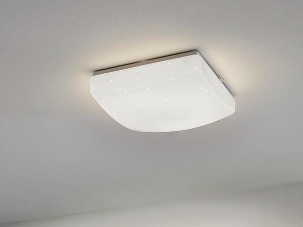 LED-Wand und Deckenleuchte, GIRON-S 96029, 11 W, 1300 lm, 3000 K, 200 mm, Kristalleffekt - Produktbild 2