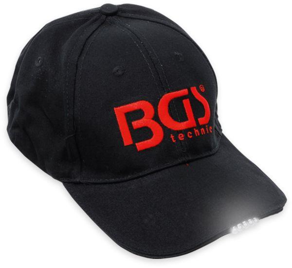LED-Schirmmütze BGS 9897, anthrazit