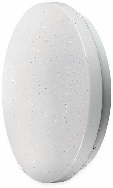 LED-Deckenleuchte VT-8418-S(7604), 18 W, 1080 lm, 3000…6400 K, Sterneneffekt - Produktbild 2