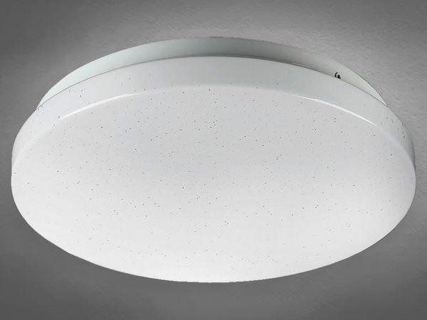 LED-Deckenleuchte VT-8424-S(7606), 24 W, 1440 lm, 3000…6400 K, Sterneneffekt