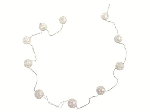 LED-Tischdekoration, TR-PB-01w, 10 LED, kaltweiß
