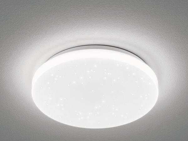 LED-Deckenleuchte EGLO POGLIOLA-S, 12W, 1300 lm, 4000K, 240 mm, Kristalleffekt - Produktbild 2