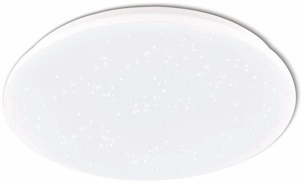 LED-Deckenleuchte EGLO POGLIOLA-S, 36W, 3550 lm, 4000K, 490 mm, Kristalleffekt
