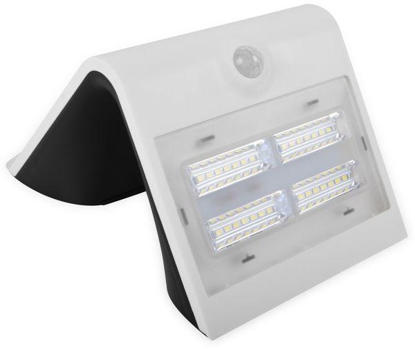 Solar-LED Wandleuchte BLULAXA 48548 mit Sensor, 3,2 W, weiß - Produktbild 2