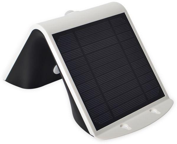 Solar-LED Wandleuchte BLULAXA 48548 mit Sensor, 3,2 W, weiß - Produktbild 3