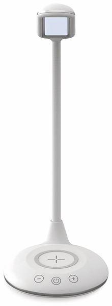 LED-Schreibtischleuchte VT-7705 5W, Wireless Lader,2700K-6500K, weiß, 5V-, dimmbar - Produktbild 3