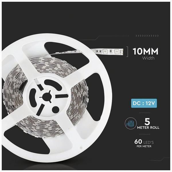 LED-Strip VT-5050 (2122), 300 LEDs, 5 m, 12V, 3000 K - Produktbild 2