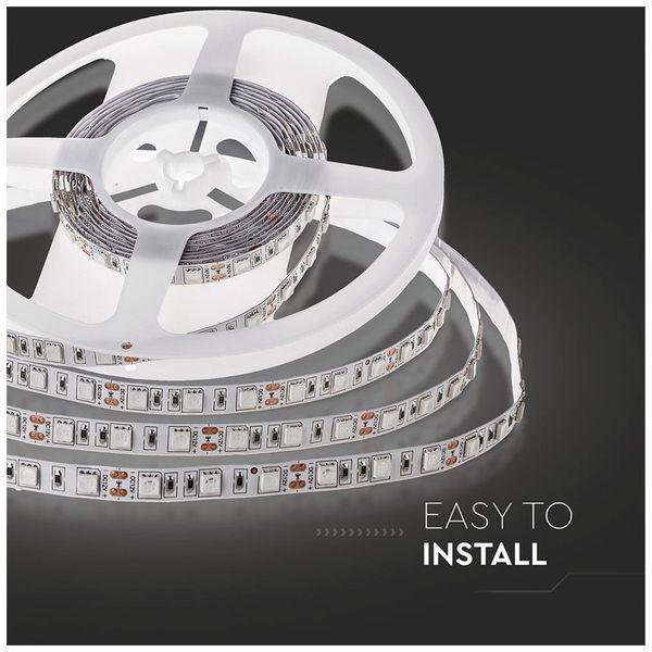 LED-Strip VT-5050 (2122), 300 LEDs, 5 m, 12V, 3000 K - Produktbild 3