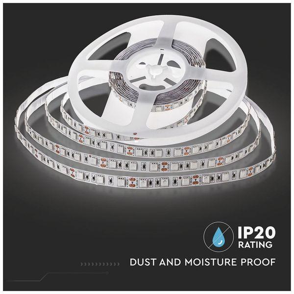 LED-Strip VT-5050 (2122), 300 LEDs, 5 m, 12V, 3000 K - Produktbild 4