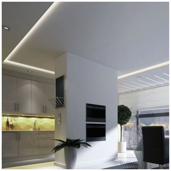 LED-Strip VT-5050 (2126), 300 LEDs, 5 m, 12V, 6000 K - Produktbild 8