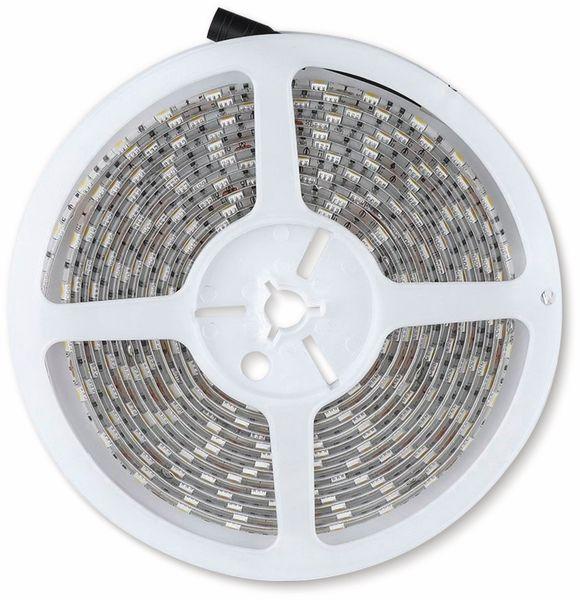 LED-Strip VT-5050 (2149), 300 LEDs, 5 m, 12V, IP 65, 3000 K - Produktbild 4