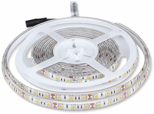 LED-Strip VT-5050 (2150), 300 LEDs, 5 m, 12V, IP 65, 4500 K