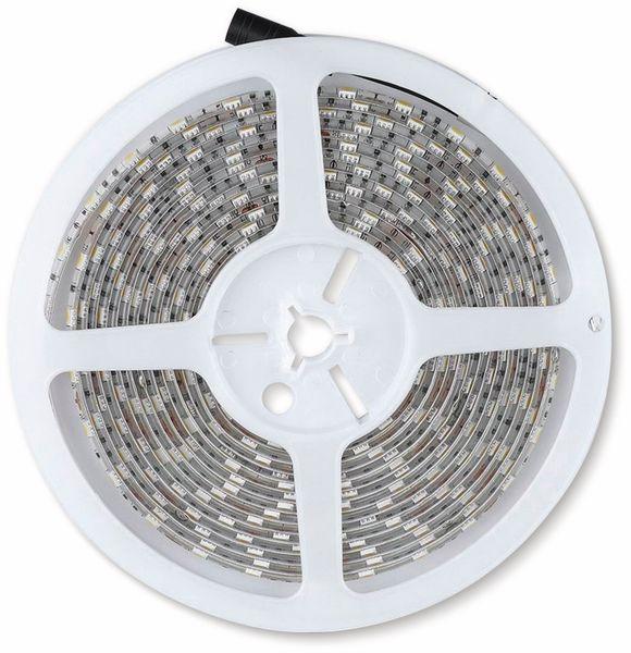 LED-Strip VT-5050 (2150), 300 LEDs, 5 m, 12V, IP 65, 4500 K - Produktbild 4