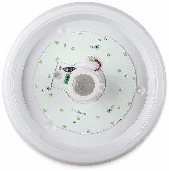 LED-Deckenleuchte VT-13(807), 12 W, 800 lm, 3000K, Bewegungsmelder, weiß - Produktbild 6