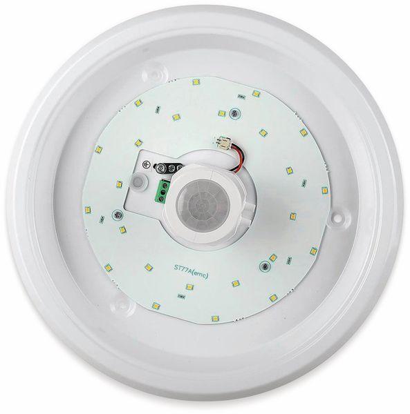 LED-Deckenleuchte VT-13(808), 12 W, 800 lm, 4000K, Bewegungsmelder, weiß - Produktbild 6