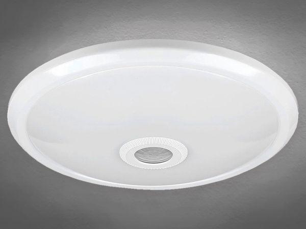 LED-Deckenleuchte VT-13(809), 12 W, 800 lm, 6400K, Bewegungsmelder, weiß