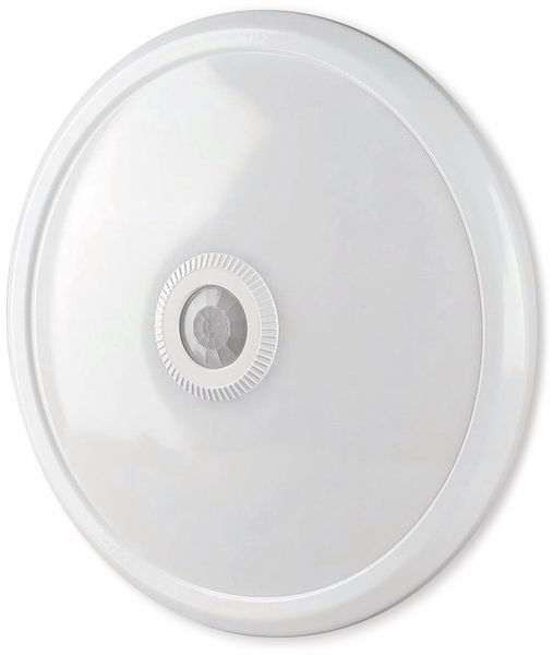 LED-Deckenleuchte VT-13(809), 12 W, 800 lm, 6400K, Bewegungsmelder, weiß - Produktbild 5