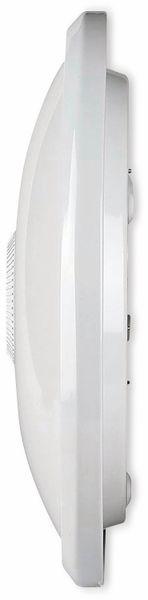 LED-Deckenleuchte VT-13(809), 12 W, 800 lm, 6400K, Bewegungsmelder, weiß - Produktbild 7