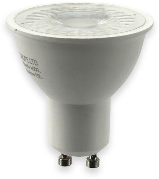 LED-Lampe, V-TAC, VT-2305, GU10, 5W, 3000k, 380lm, 10 Stück - Produktbild 2