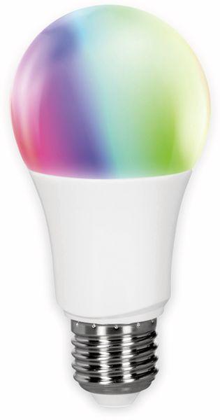 LED-Lampe TINT, E27, 10 W, 806 lm, EEK A+, Birne, RGB