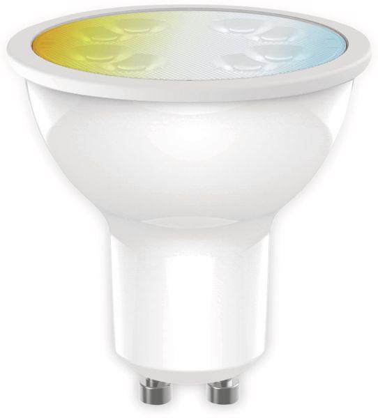 LED-Lampe TINT, GU10, 5 W, 350 lm, EEK A+, Reflektor, WW/NW