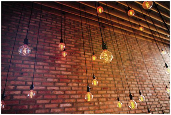 LED-Lampe TINT, E27, 5,5 W, 380 lm, EEK A+, G95, RGB - Produktbild 3