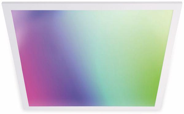 LED-Panel MÜLLER LICHT TINT Loris, 45x45 cm, 1800 lm, 30 W, RGB, inkl. FB - Produktbild 3