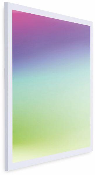 LED-Panel MÜLLER LICHT TINT Loris, 45x45 cm, 1800 lm, 30 W, RGB, inkl. FB - Produktbild 4