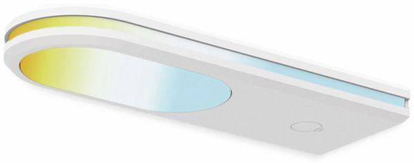 LED-Unterbauleuchte MÜLLER LICHT TINT Armaro, 3 Stück, 14 W, 510 lm, WW/KW - Produktbild 2