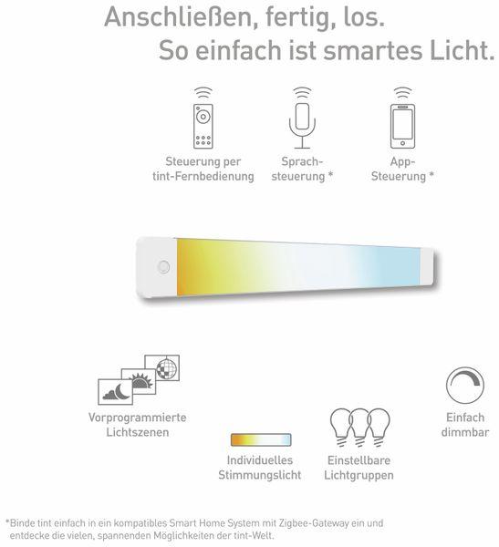 LED-Unterbauleuchte MÜLLER LICHT TINT Alba, 50 cm, 14 W, 500 lm - Produktbild 4