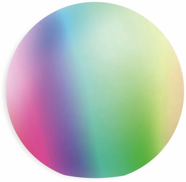 Leuchtkugel MÜLLER LICHT TINT, Ø350 mm, RGB