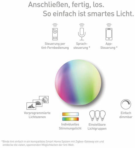 Leuchtkugel MÜLLER LICHT TINT, Ø350 mm, RGB - Produktbild 3