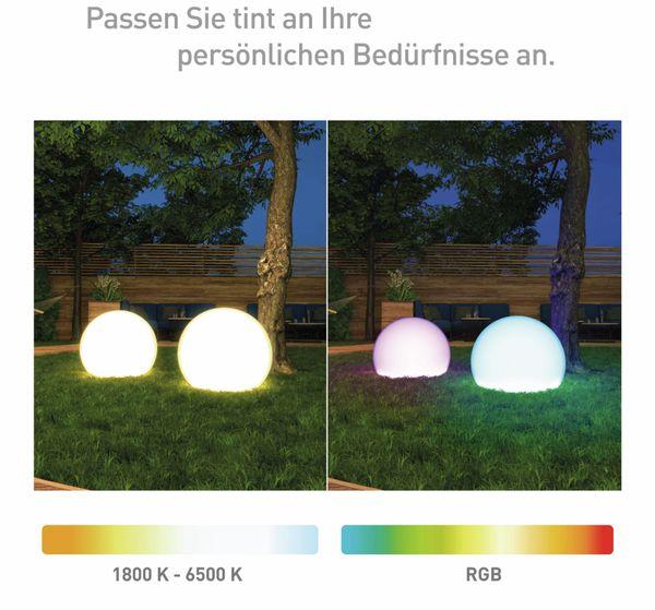Leuchtkugel MÜLLER LICHT TINT, Ø350 mm, RGB - Produktbild 4
