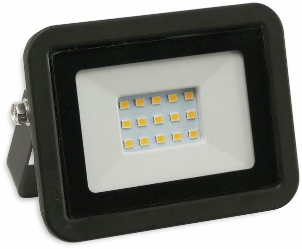 LED-Fluter DAYLITE D-101E-WW, EEK: A+, 10 W, 900 lm, 3000 K