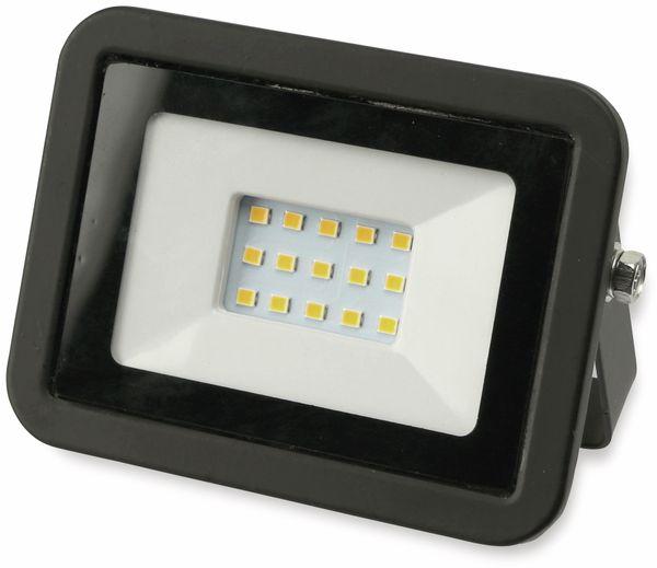 LED-Fluter DAYLITE D-101E-WW, EEK: A+, 10 W, 900 lm, 3000 K - Produktbild 2