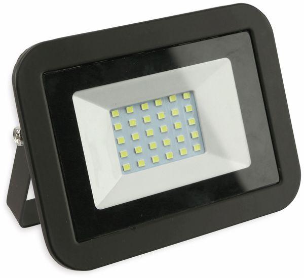 LED-Fluter DAYLITE D-201E-KW, EEK: A+, 20 W, 1800 lm, 6500 K
