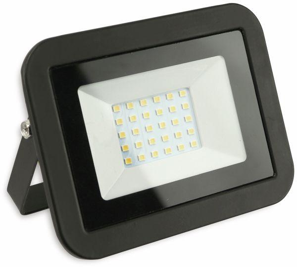 LED-Fluter DAYLITE D-201E-WW, EEK: A+, 20 W, 1800 lm, 3000 K