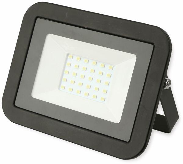 LED-Fluter DAYLITE D-201E-WW, EEK: A+, 20 W, 1800 lm, 3000 K - Produktbild 2