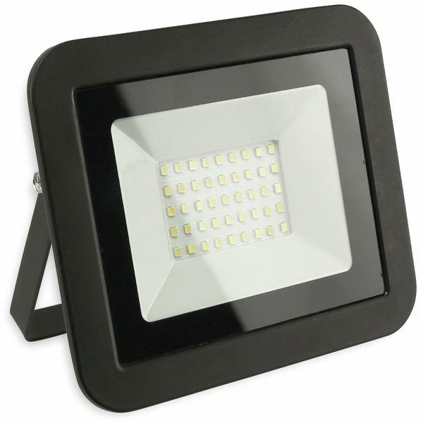 LED-Fluter DAYLITE D-301E-KW, EEK: A+, 30 W, 2700 lm, 6500 K