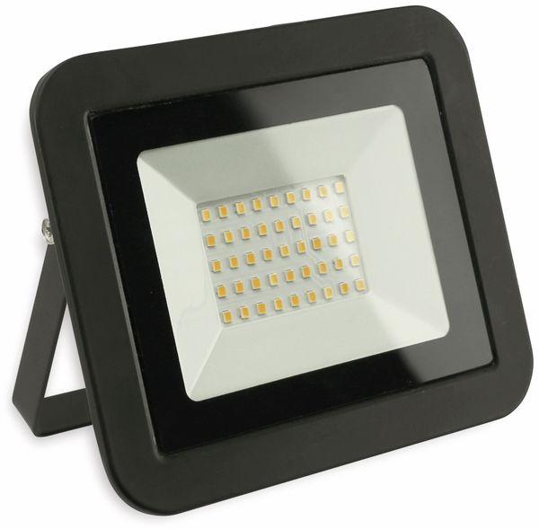 LED-Fluter DAYLITE D-301E-WW, EEK: A+, 30 W, 2700 lm, 3000 K
