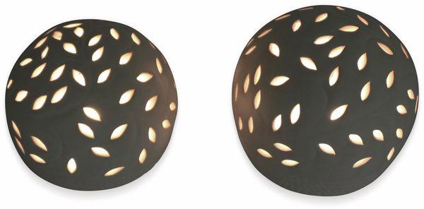LED-Dekokugel Dio-200, 2 Stück, Innen/Außen - Produktbild 3